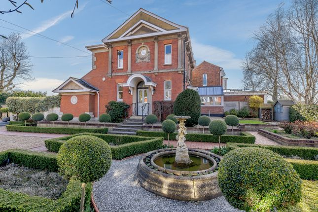 Thumbnail Detached house for sale in Willow Lane, Wargrave, Reading, Berkshire