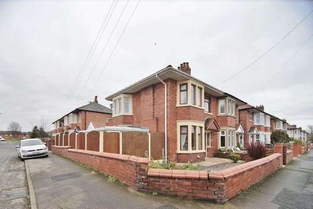 Thumbnail Semi-detached house for sale in Tennyson Avenue, Lytham St. Annes