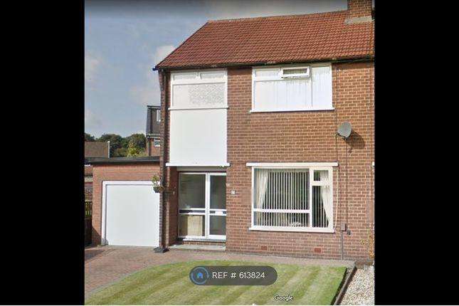 Thumbnail Semi-detached house to rent in Neston Avenue, Bolton