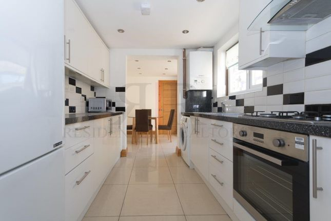 Thumbnail Terraced house to rent in Christchurch Way Christchurch Way, London