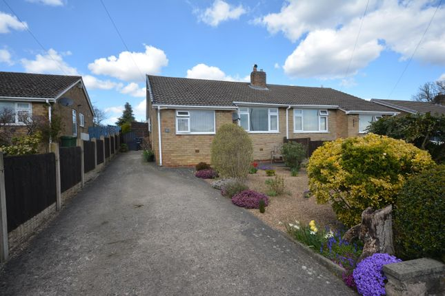 2 bed semi-detached house for sale in Arnside Close, Dunston, Chesterfield S41