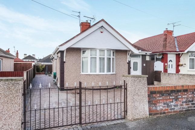 Thumbnail Detached bungalow for sale in Gwenarth Drive, Rhyl