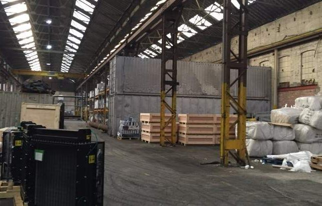 Thumbnail Light industrial to let in 143 Woodville Street, Glasgow