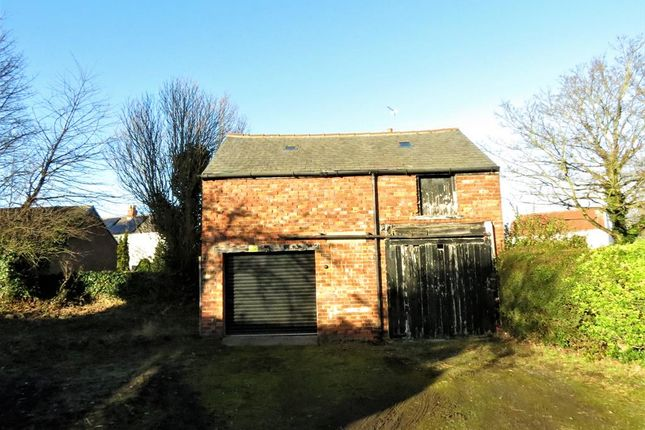 Detached Garage of Thorpe Road, Easington Village, County Durham SR8