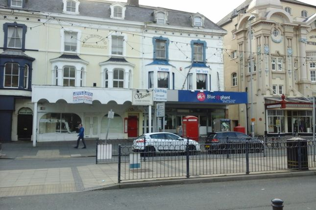 Thumbnail Block of flats for sale in Gloddaeth Street, Llandudno