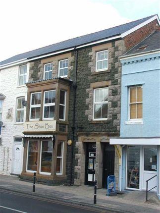 Thumbnail Flat to rent in Flat 2, Brig Y Don, High Street, Tywyn, Gwynedd