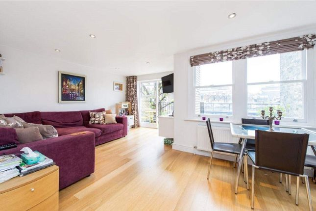 3 bed flat for sale in Rossmore Road, London NW1