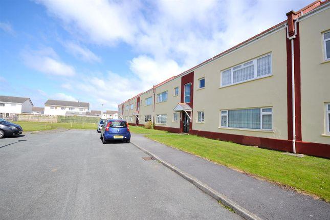 Thumbnail Flat to rent in Llanion Park, Pembroke Dock