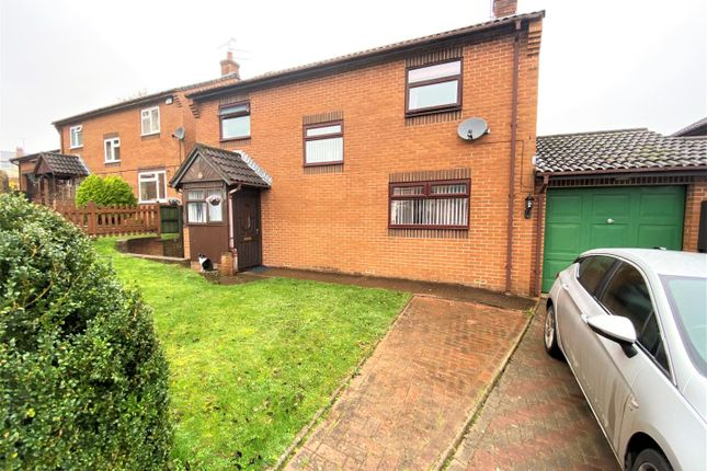 4 bed link-detached house for sale in Roman Way, Coleford GL16