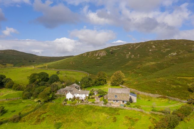 Thumbnail Detached house for sale in The Old Farmhouse, Tottlebank, Blawith