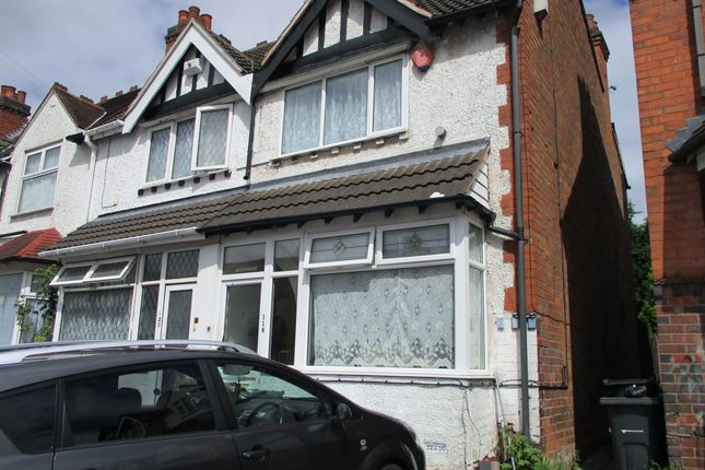 Thumbnail End terrace house for sale in Bromyard Road, Birmingham