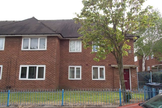 Thumbnail Flat to rent in Berry Road, Alum Rock, Birmingham
