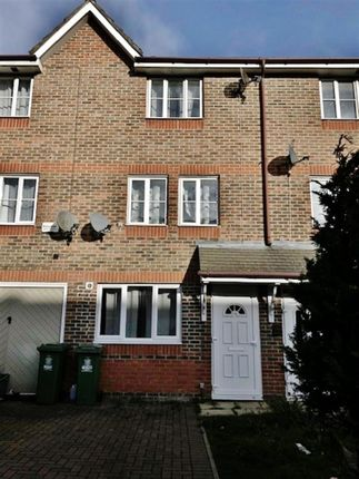 Thumbnail Terraced house to rent in St Georges Close, Thamesmead, London
