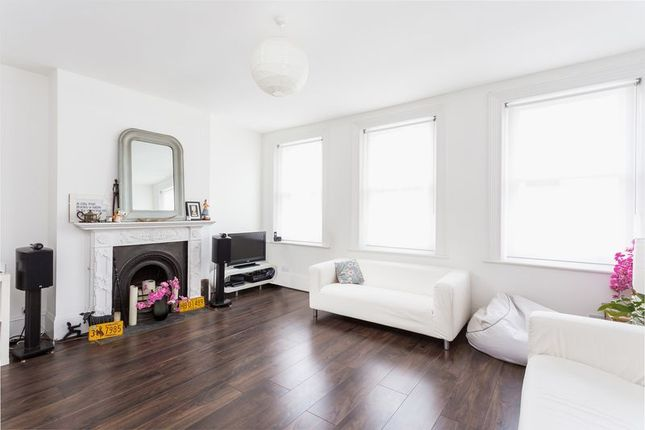 Thumbnail Flat for sale in Campsbourne Road, London
