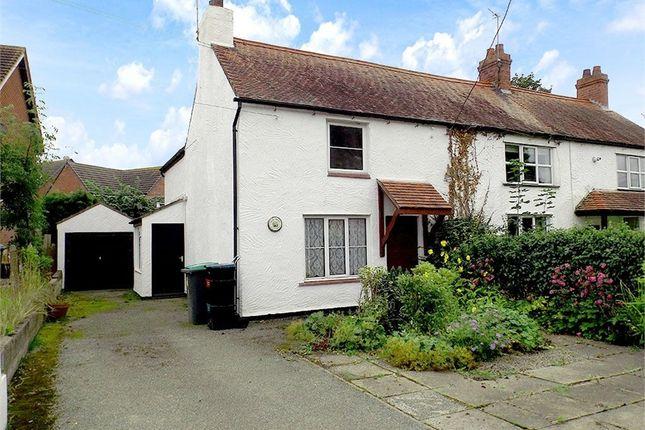 Thumbnail Semi-detached house for sale in Bangor Road, Overton, Wrexham