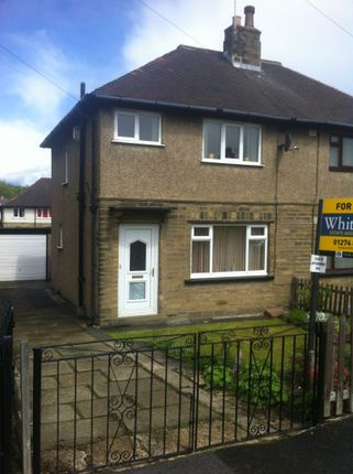 Semi-detached house for sale in Langdale Ave, Bradford