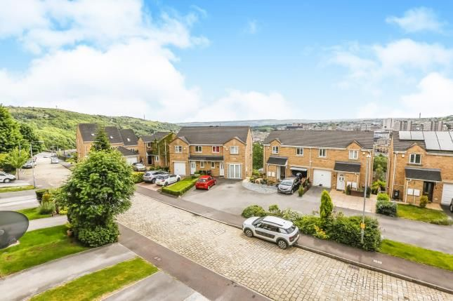 Thumbnail Terraced house for sale in Prospect Street, Halifax, West Yorkshire