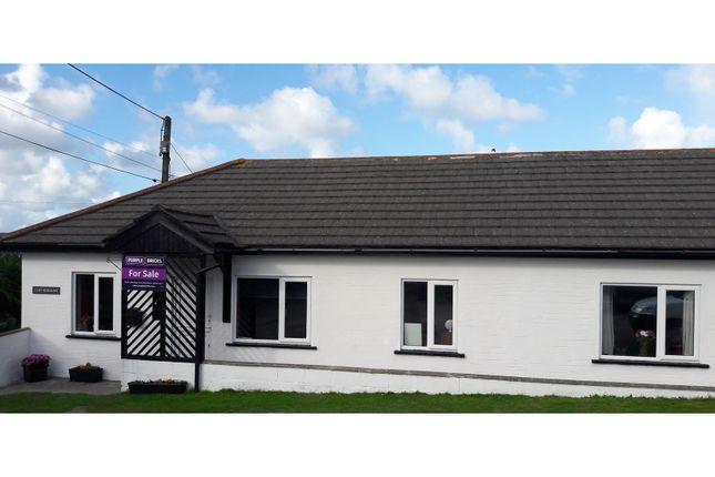Thumbnail Semi-detached bungalow for sale in Riviere Towans, Hayle