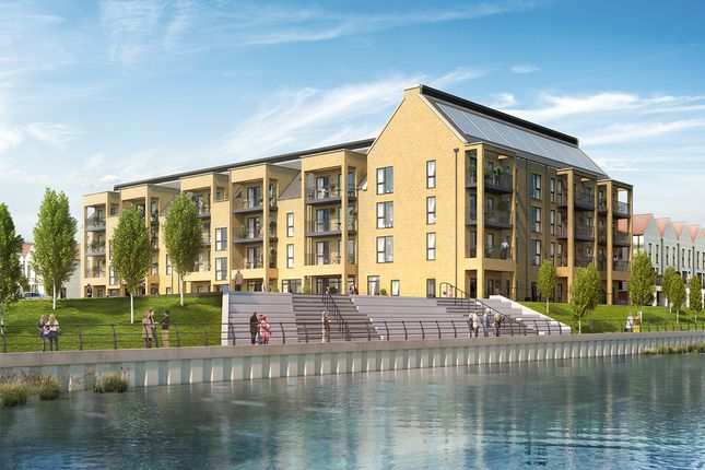 Thumbnail Flat for sale in Roman Way, Strood