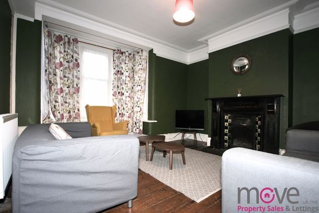 Thumbnail Terraced house to rent in Worcester Street, Gloucester