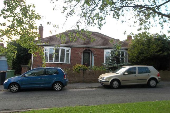 Thumbnail Detached bungalow to rent in Drybourne Park, Shildon
