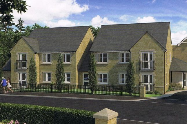 Thumbnail Flat For Sale In Oaklands Somerford Road Cirencester