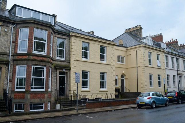 Thumbnail Block of flats for sale in North Terrace, Spital Tongues, Newcastle Upon Tyne