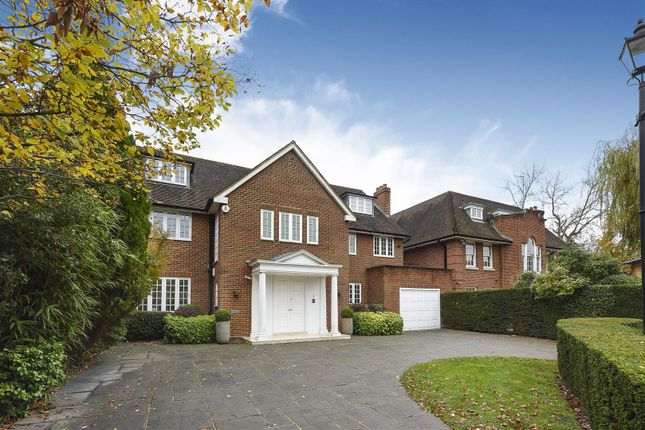 Thumbnail Detached house to rent in Winnington Close, Hampstead Garden Suburb