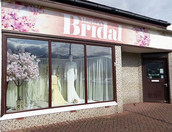Thumbnail Commercial property to let in Marina's Bridal, Glenloy St, Caol, Fort William