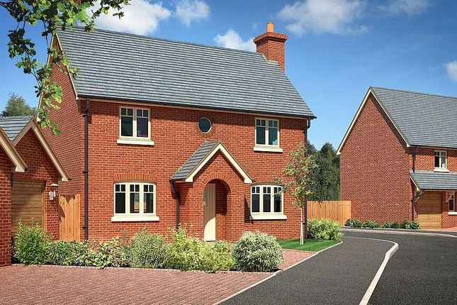 Thumbnail Detached house for sale in Perry View, Prescott, Baschurch, Shropshire
