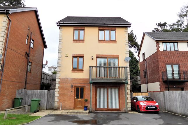 Thumbnail Detached house for sale in Kingswood Close, Hengoed, Caerphilly