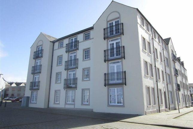 Thumbnail Flat to rent in Slipway, Whitehaven