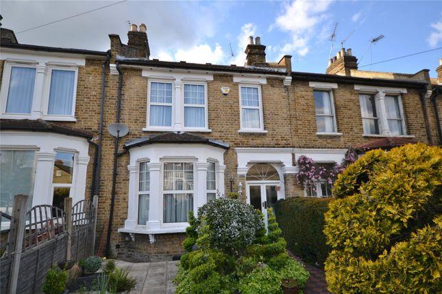 Thumbnail Terraced house for sale in Goldsmith Road, Friern Barnet, London