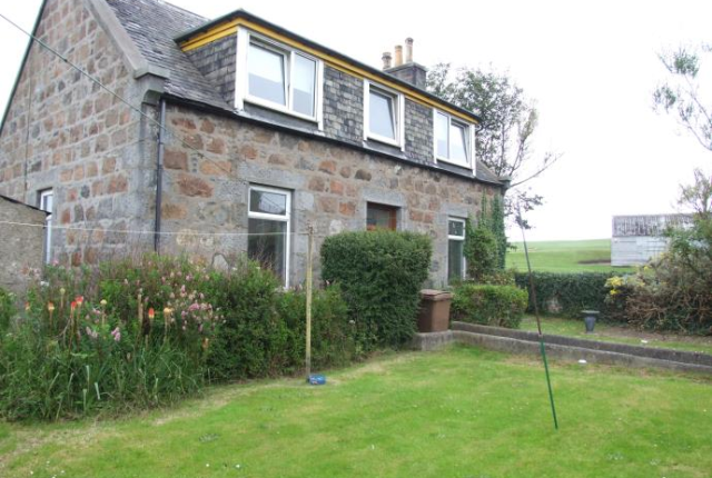 Thumbnail Detached house to rent in St Fittick's Road, Aberdeen