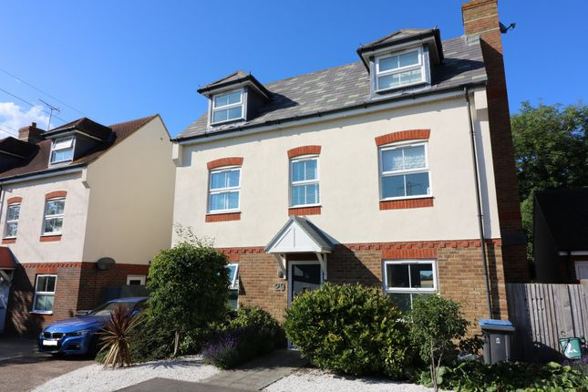 Thumbnail Detached house to rent in Heronden View, Eastry, Sandwich