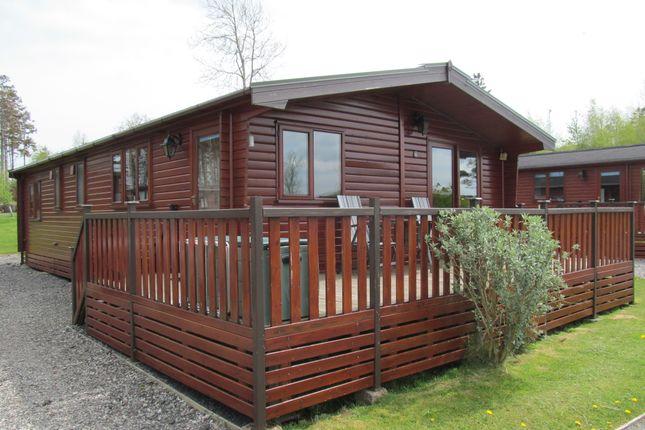 Thumbnail Mobile/park home for sale in Flusco Wood Park (Ref 5002), Flusco, Penrith, Cumbria