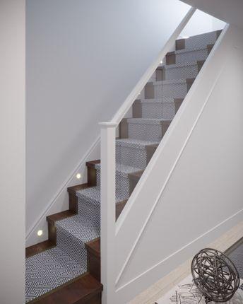 Stairs of Plot 6, Beauchief Grove S7