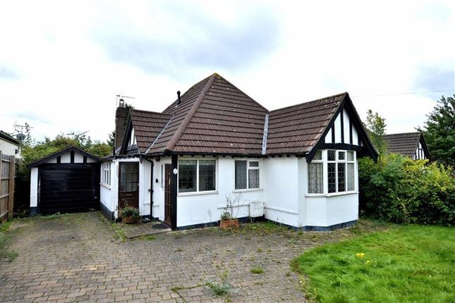 Thumbnail Detached bungalow for sale in Forest Drive, Theydon Bois, Epping