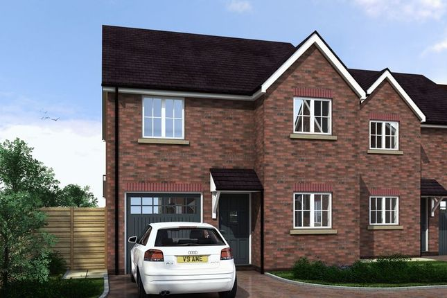 Thumbnail Detached house for sale in Whitebridge Lane, Stone