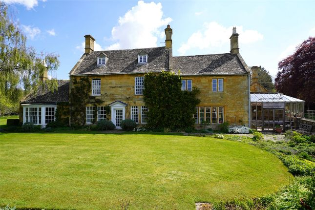 Thumbnail Detached house for sale in Wood Stanway, Cheltenham, Gloucestershire