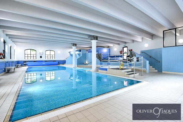Swimming Pool of Fairfield Road, London E3