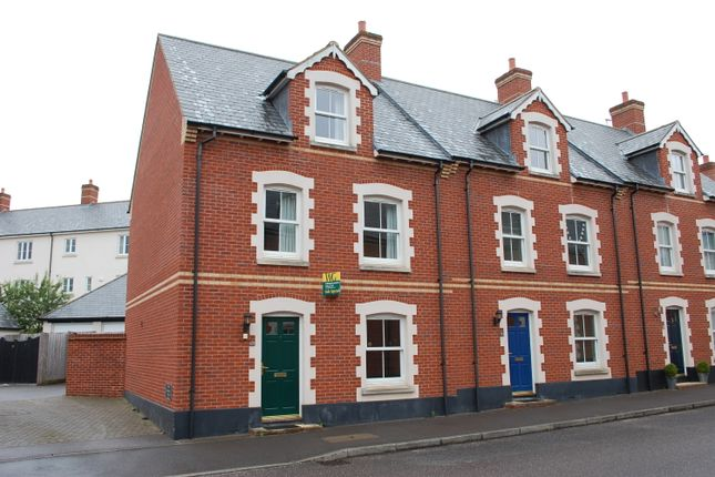 Thumbnail Town house to rent in Masterson Street, St Leonards, Exeter, Devon.