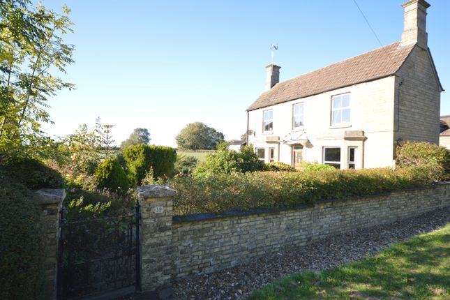 Thumbnail Detached house for sale in Stamford Road, Geddington, Kettering