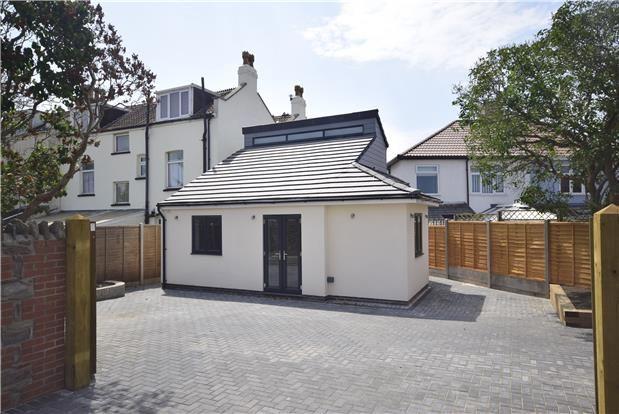 Thumbnail Detached house for sale in Guinea Lane, Fishponds, Bristol