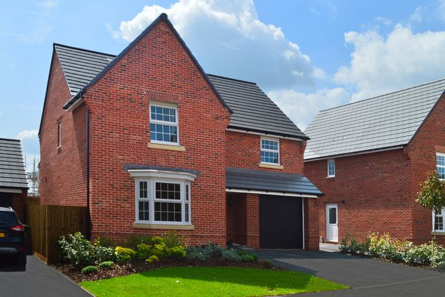 "Thumbnail Detached house for sale in ""Lullingstone"" at Main Road, Earls Barton, Northampton"