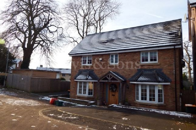 Thumbnail Detached house for sale in Westfield Gardens, Off Malpas Road, Newport.