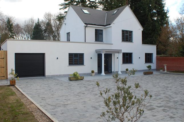 Thumbnail Detached house to rent in Heathfield, Trumps Mill Lane, Virginia Water