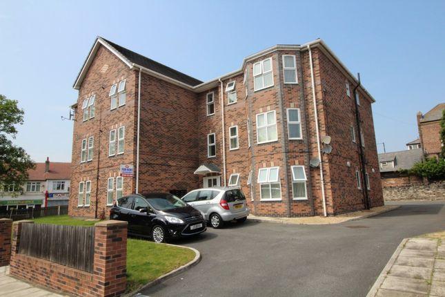 Thumbnail Flat to rent in Woodland Road, Bebington