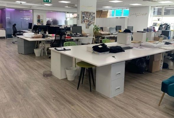 Thumbnail Office to let in Plumbers Row, London