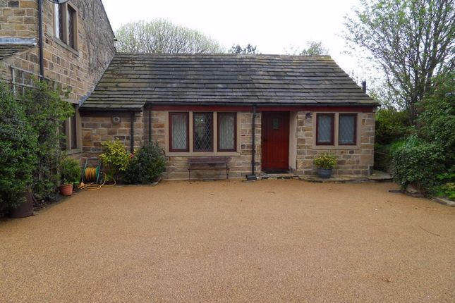 1 bed semi-detached bungalow to rent in Chapel Row Cottage, Briestfield Road, Briestfield, Dewsbury